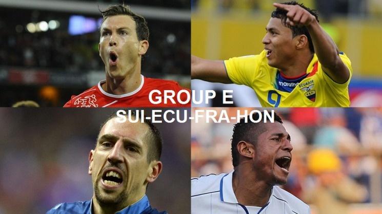 Groupe E (France) : Si facile que ça ?