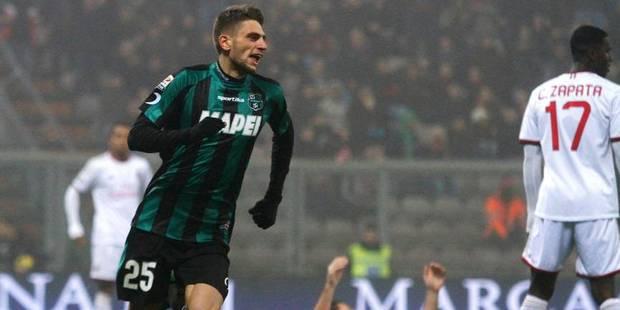 SerieA : Sassuolo passe 4 buts au Milan AC