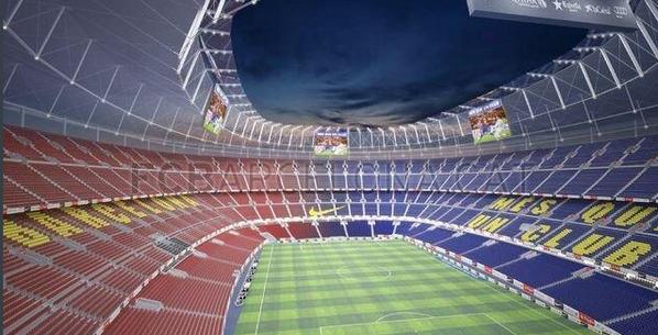 Du sang neuf pour le Camp Nou ?