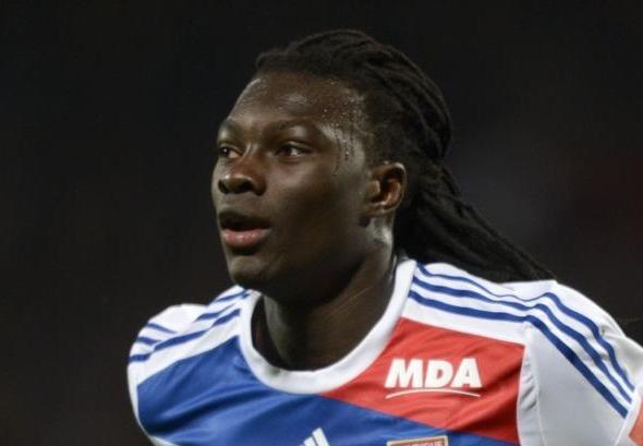 Lyon : Bafétimbi Gomis dans le viseur de l'Inter Milan ?