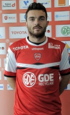 VA : Aurelian Chitu  prêté au PAS Giannina
