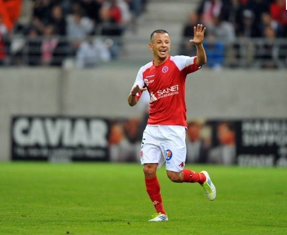 Reims : Kamel Ghilas va s'engager au Sporting de Charleroi
