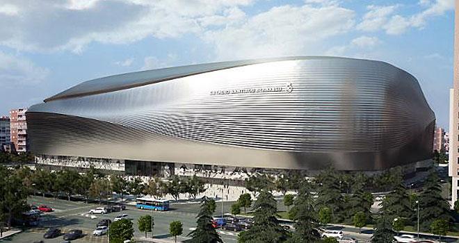 Real Madrid : Présentation du nouveau Santiago Bernabéu