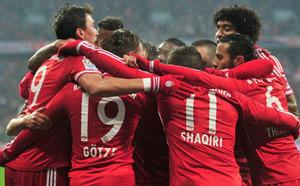 Bundesliga : le Bayern explose Francfort !