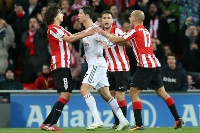 Real Madrid : Ronaldo suspendu trois matches