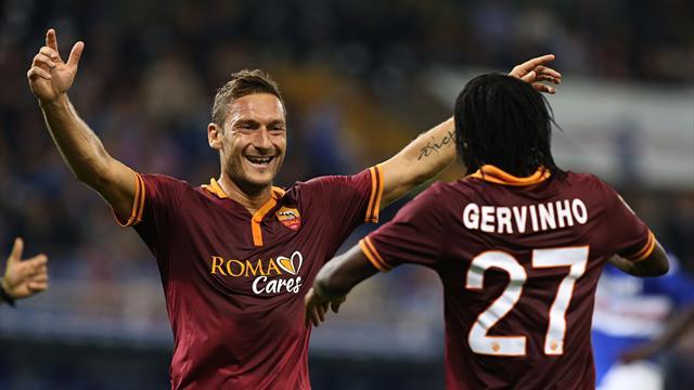 """AS Roma - Gervinho : """"J'ai retrouvé la confiance avec Garcia"""""""
