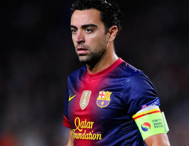 LdC - Barça: Xavi égale les 144 matches de Raúl