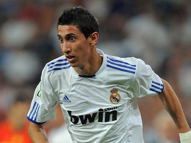 Real Madrid : Di Maria dans le viseur de Tottenham