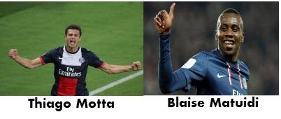 PSG : Vers une prolongation de contrat pour Matuidi et Motta