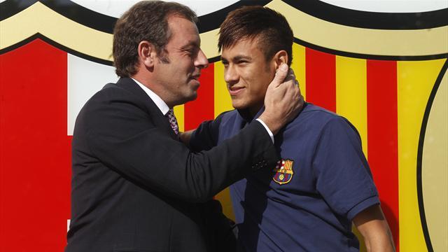 Le Barça mis en examen dans l'affaire Neymar  !