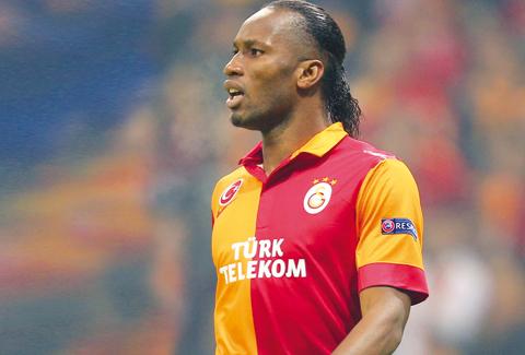 Galatasaray : Drogba en MLS ?