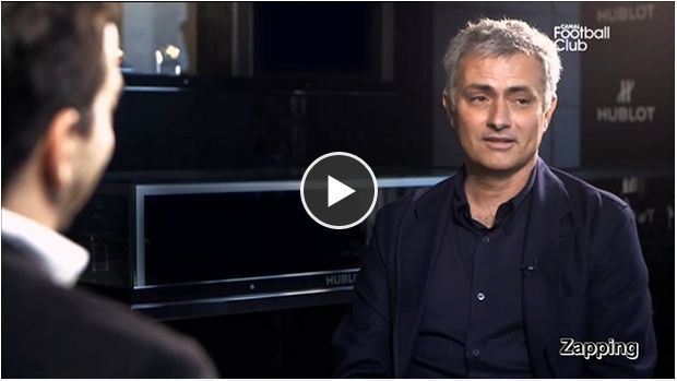 Chelsea : Mourinho furieux contre Canal+ !