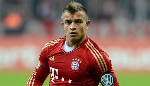 Bayern Munich : Shaqiri dans le viseur de l'AS Monaco ?