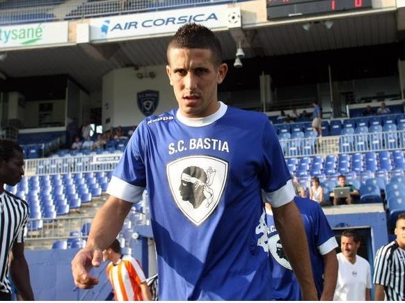 Bastia : Florian Raspentino souhaite rester à Bastia la saison prochaine !