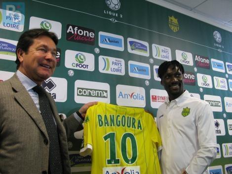 Grosse amende et interdiction de recruter jusqu'en 2015 pour le FC Nantes !