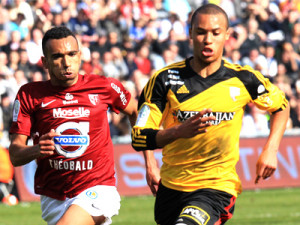 Ligue 2 : Le RC Lens s'impose chez le Leader Messin