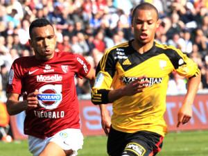 Ligue 2 : Le RC Lens s'impose chez le Leader Messin