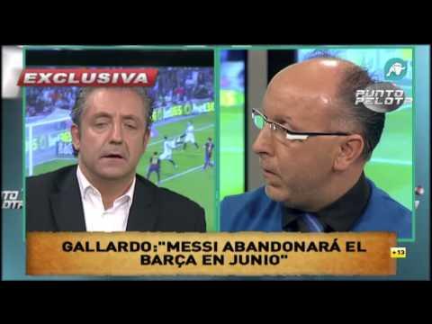 """Barça - PSG : François Gallardo """"Je maintiens que Messi ne sera plus au Barça la saison prochaine"""""""