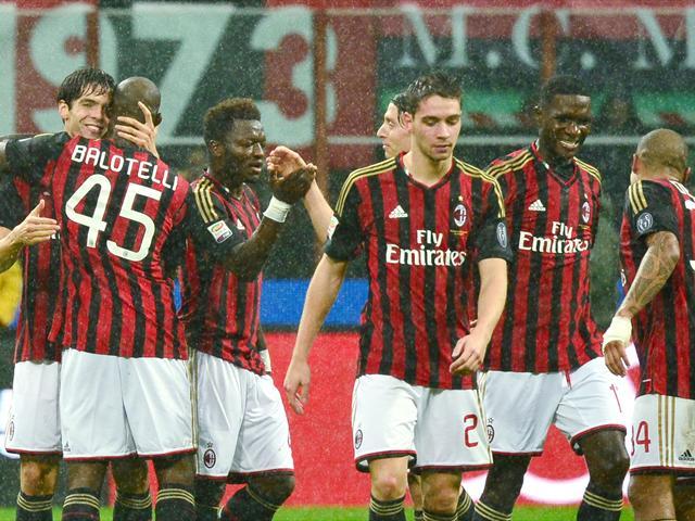 Le Milan AC à la dérive.
