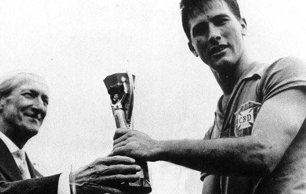 Carnet : Décès de Bellini, capitaine du Brésil en 1958