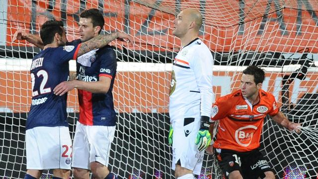 Le minimum syndical pour le PSG face à un bon Lorient !