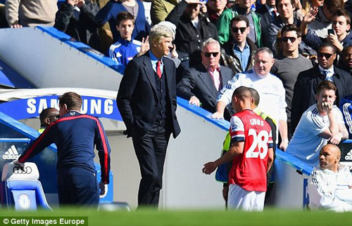 Chelsea RIDICULISE Arsenal ! (6-0)