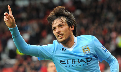 "Man City : David Silva ""tue"" la rumeur Barça !"