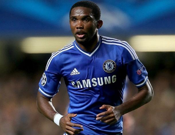 Chelsea : Samuel Eto'o aimerait jouer au PSG avant la fin de sa carrière