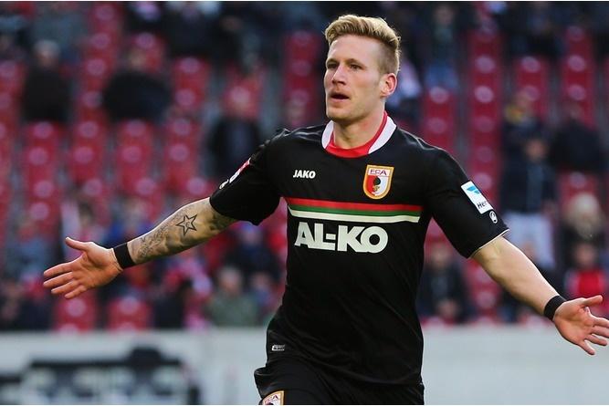 André Hahn  s'est engagé avec Mönchengladbach