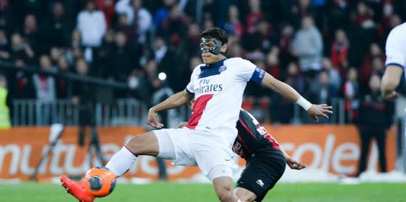 PSG : L'étonnant prix du masque de Thiago Silva !
