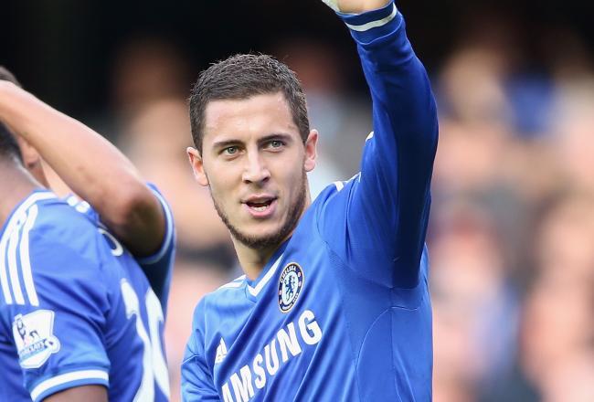 """Eden Hazard calme la critique en présentant son """"Nouveau maillot"""" pour la saison prochaine ."""