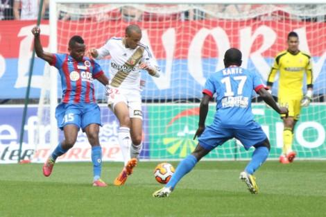 Ligue 2 : Lens chute à Caen (1-0)