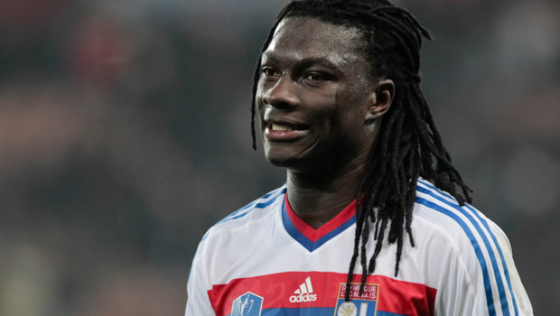 OL : 100e but en Ligue1 pour Gomis !