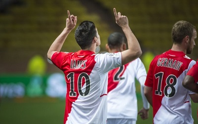 L'AS Monaco n'a pas tremblé face au FC Nantes (3-1)