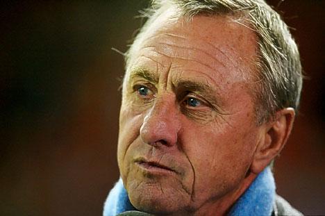 Chelsea : Johan Cruyff allume José Mourinho !