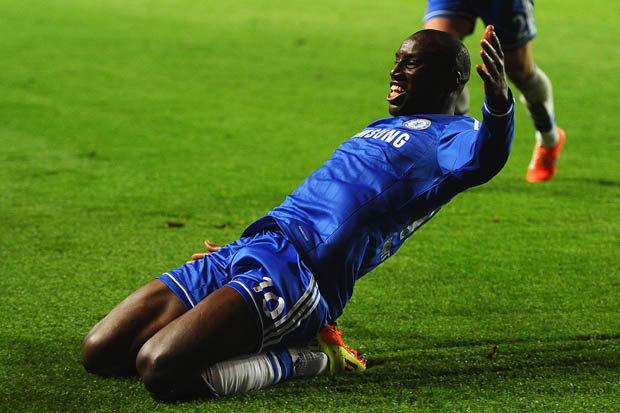 Chelsea / PSG : Retour tumultueux pour Demba Ba à Paris ( Anecdote )