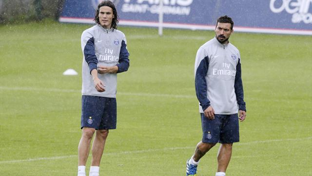 PSG : Chelsea prêt à mettre 100 millions d'euros pour le duo Cavani / Lavezzi !