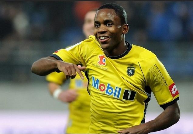 Mercato : un intérêt du Stade de Reims pour Cédric Bakambu !