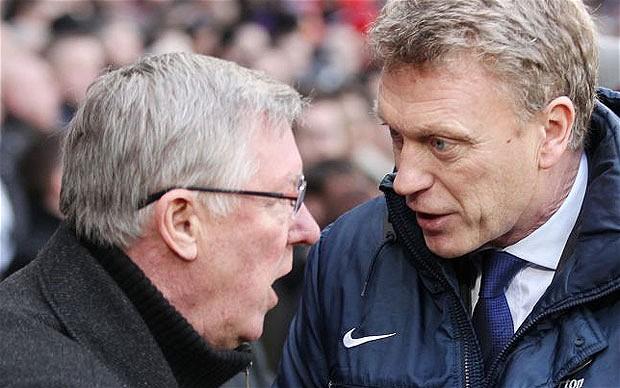 Man United : Ferguson instigateur du licenciement de Moyes !