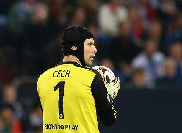 Chelsea : Saison terminée pour Petr Cech