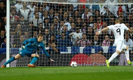 Ligue des Champions : Le Real Madrid assure l'essentiel face au Bayern Munich !
