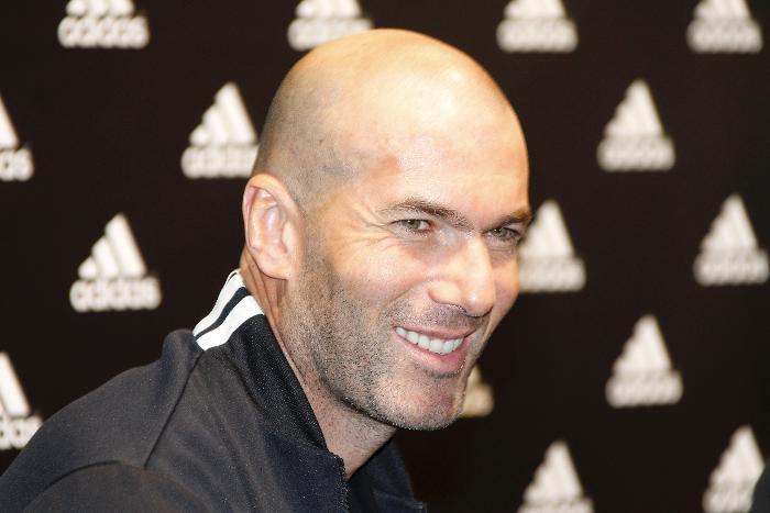 Zidane quittera le Real Madrid en fin de saison !