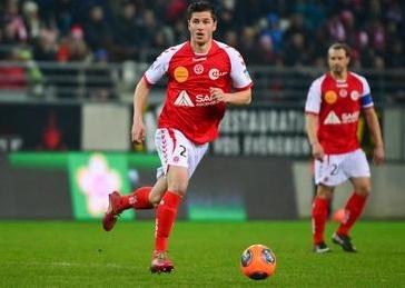 Stade de Reims : Saison terminée pour Anthony Weber