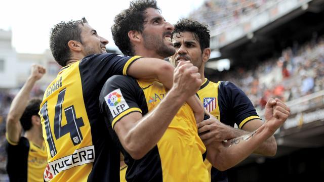 L'Atlético Madrid fait un grand pas vers le titre !