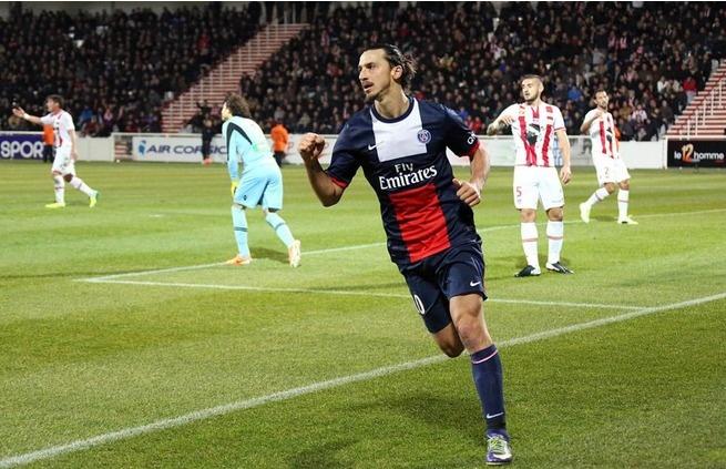 PSG : Zlatan Ibrahimovic aimerait terminer sa carrière à Paris !