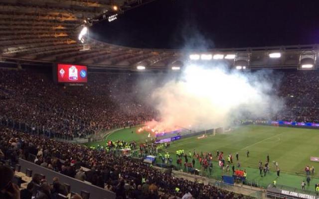 Coupe d'Italie : Triste victoire pour Naples !