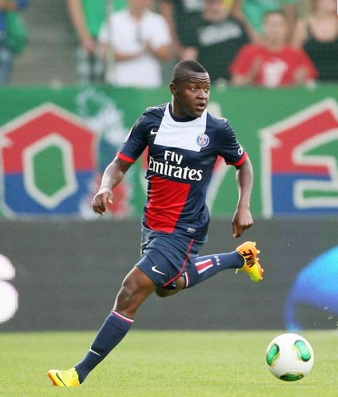 PSG : Vers un prêt d'Hervin Ongenda à Nice !