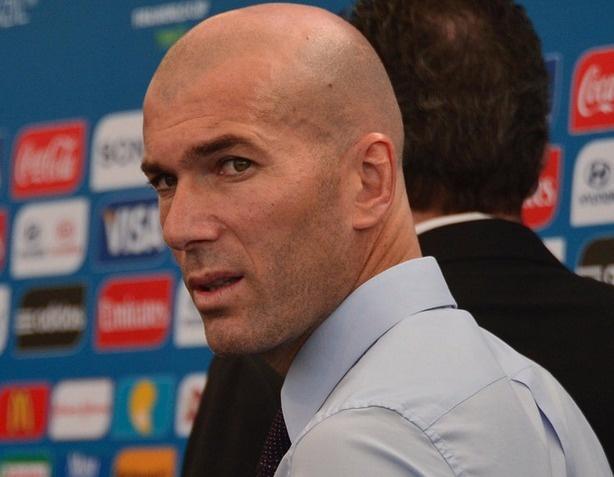 Zinédine Zidane dément pour Monaco et Bordeaux.