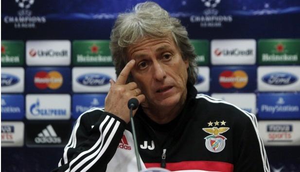 Lisbonne : Jorge Jesus surpris par l'annonce de son arrivée à Monaco !
