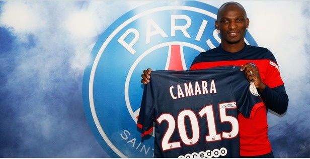 PSG : Zoumana Camara prolonge son contrat à Paris